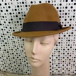 VINTAGE: French Fedora